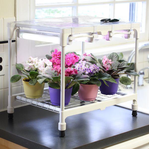 подсветка для комнатных растений своими руками
