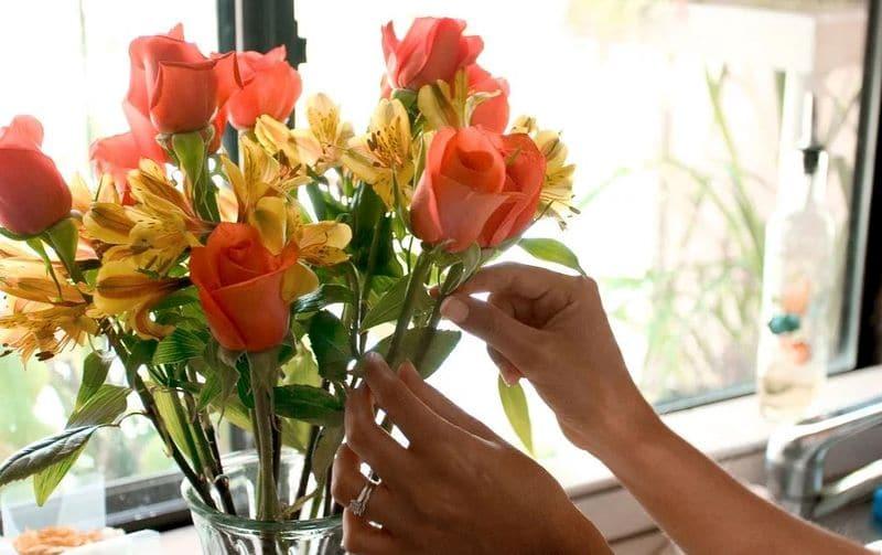 Как сохранить цветы подольше