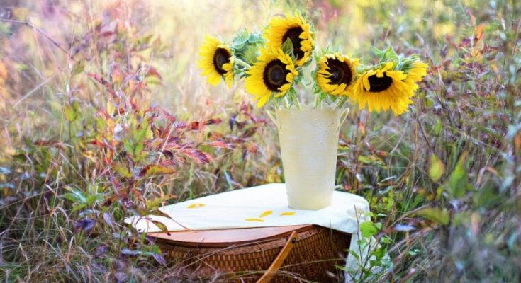 Сохранить цветы