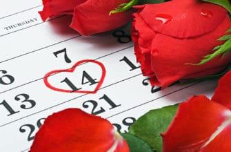 Лучшие цветы на День Влюблённых